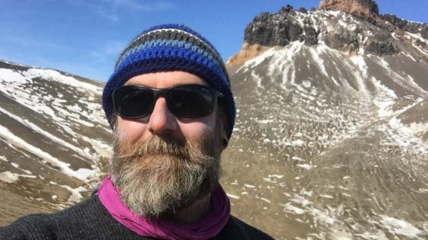 Dr Steve Salisbury - Palaeontologist - Dinosaurs - The Andy Social Podcast