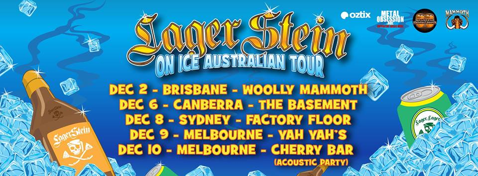 The Andy Social Podcast - Joel Orford - Lagerstein - On Ice Australian Tour