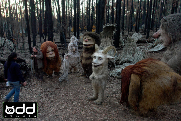 Where the Wild Things Are - Odd Studio - Andy Social Podcast
