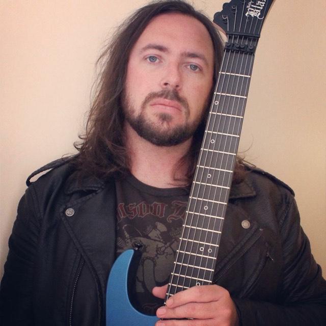 Peter Hodgson - I Heart Guitar - Seymour Duncan - Andy Social - Andy Dowling