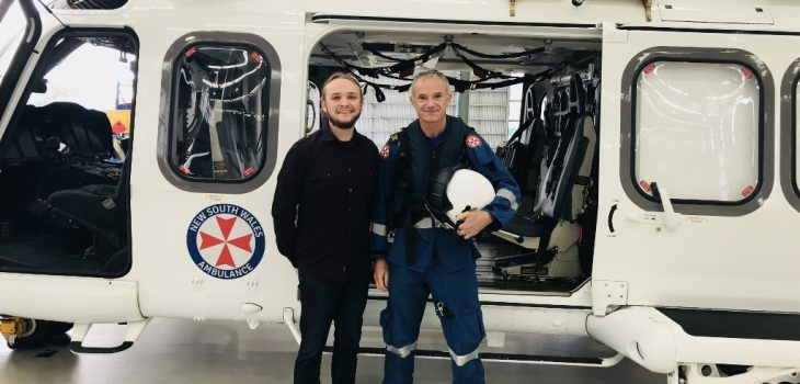 Cliff Reid - Andy Dowling - Emergency Medicine - Pre Hospital Retrieval Emergency Medicine - Andy Social Podcast