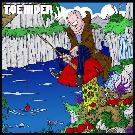 The Andy Social Podcast - Andrew Saltmarsh - Toehider