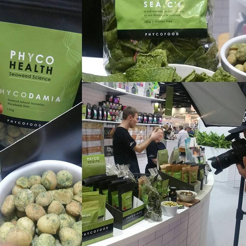 Pia Winberg - Phyco Health - Andy Social Podcast - At Fine Foods Australia hosted by Business NSW