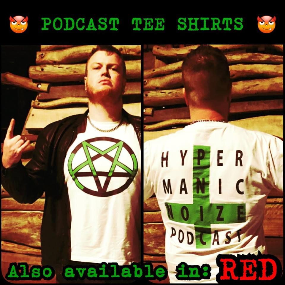 Andy Social - Douglas Harvey - Hyper Manic Noize Podcast