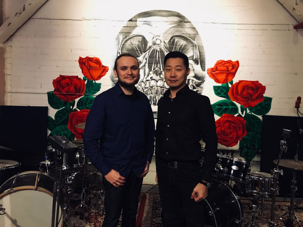 Andy Dowling - Freddy Lim - Chthonic - LORD - Andy Social Podcast