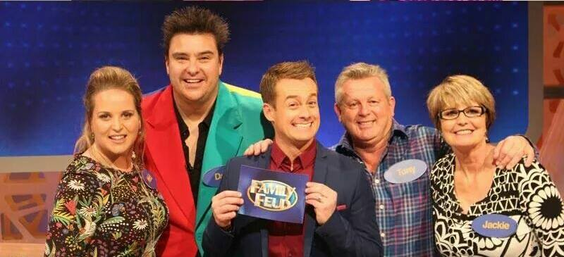Dave Higgo Higgins - Family Feud - Andy Social Podcast