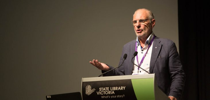 Andy Social - Philip Nitschke - Exit International conference in Melbourne, September 22-23
