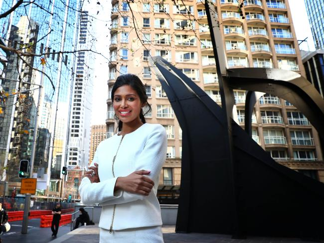 Shivani Gopal - The Remarkable Woman - Andy Social Podcast - Photo by Daily Telegraph