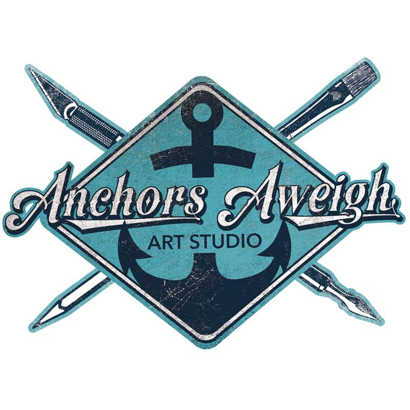 Trina Collins - Poncho Army - Anchors Aweigh Art Studio - Andy Social