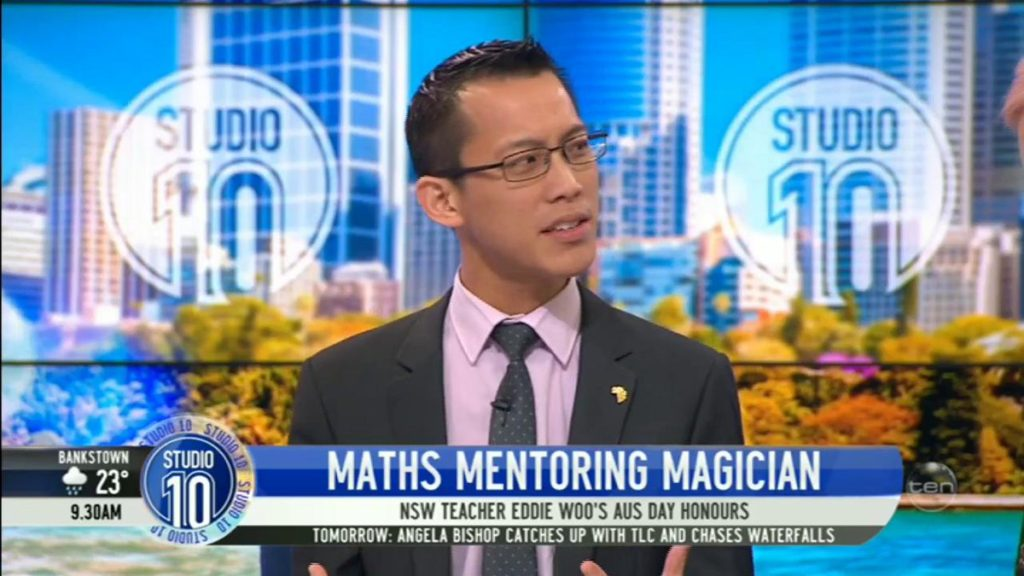 Eddie Woo - Andy Social Podcast - Woos Wonderful World of Maths