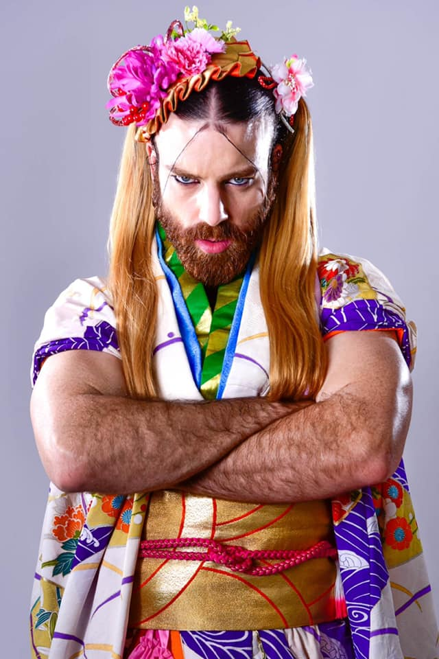 Ladybeard - Andy Social Podcast
