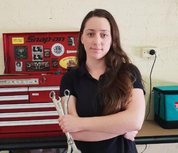 Lara Gibson - Automotive Technician