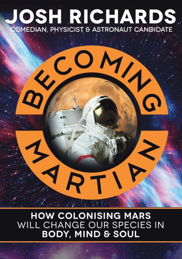Josh Richards - Andy Social Podcast - Mars One - Becoming Martian