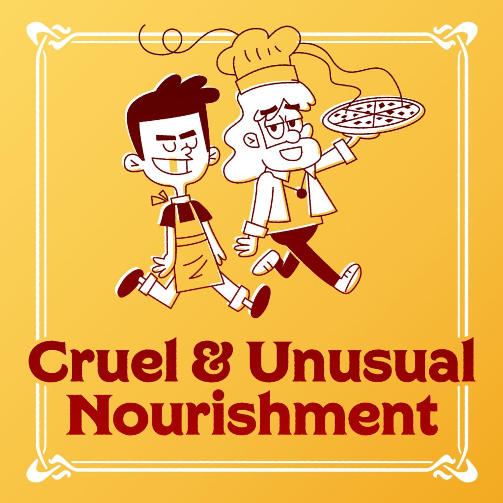 Cruel and Unusual Nourishment - Andy Social Podcast - Zac Smith Cameron