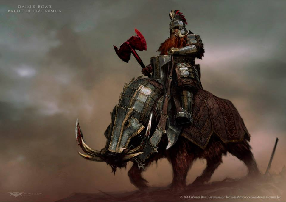 Nick Keller - Senior Concept Artist - Weta Digital Workshop - Andy Social Podcast