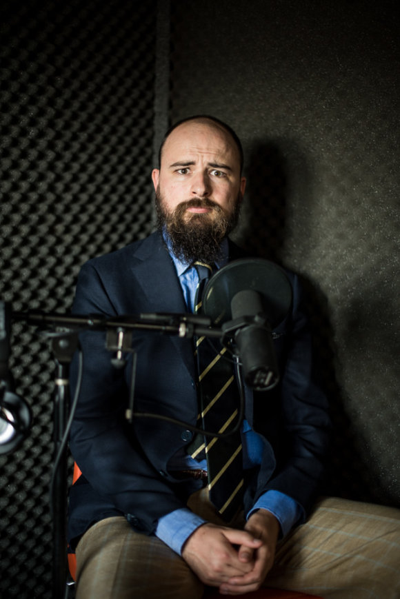 Jesse Thorn - Andy Social Podcast