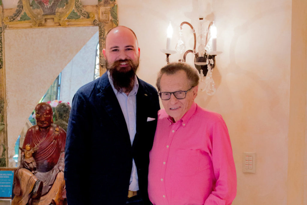 Jesse Thorn - Larry King - Andy Social Podcast