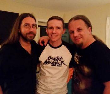Kit Ekman - Widow - Andy Social Podcast - Metal Chaos Magazine