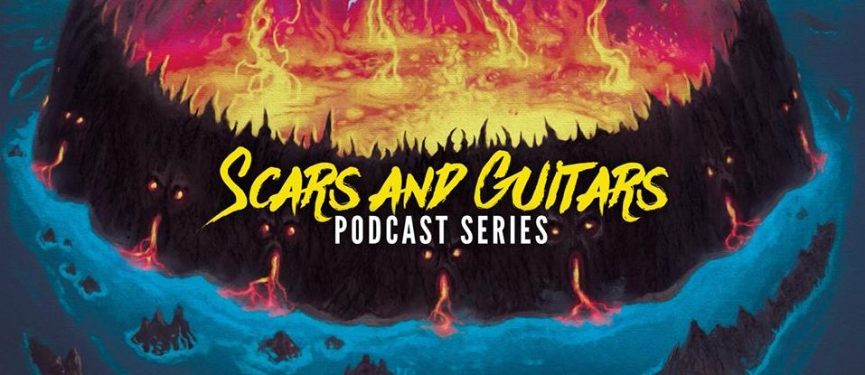 Scars and Guitars - Andrew McKaysmith - Andy Social Podcast