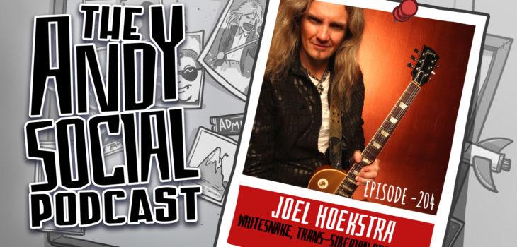 Joel Hoekstra - Whitesnake - Andy Social - Andy Dowling