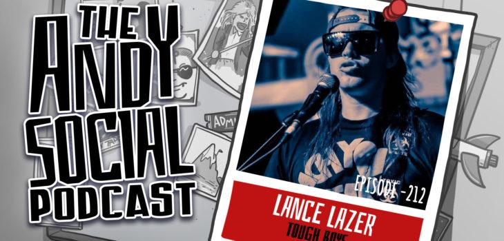 Andy Social - Lance Lazer - Tough Boys