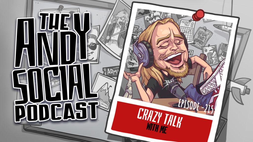 Andy Social - Crazy Talk