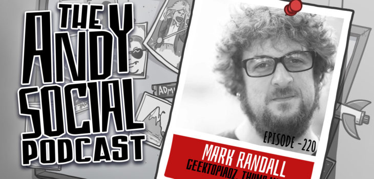Andy Social - Mark Randall
