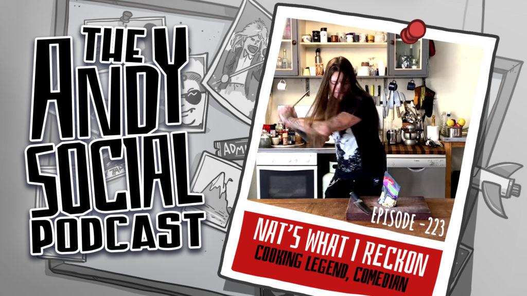 Andy Social - Nats What I Reckon - Andy Dowling