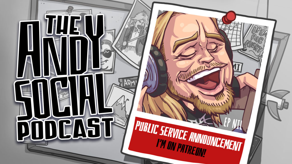 Andy Dowling - Patreon